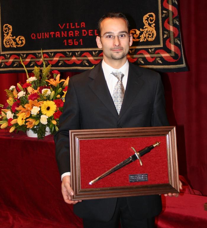 El tirador sevillano Fernando Medina ha participado en tres Juegos Olímpicos.